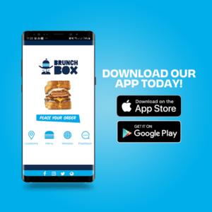 brunchbox app promotion