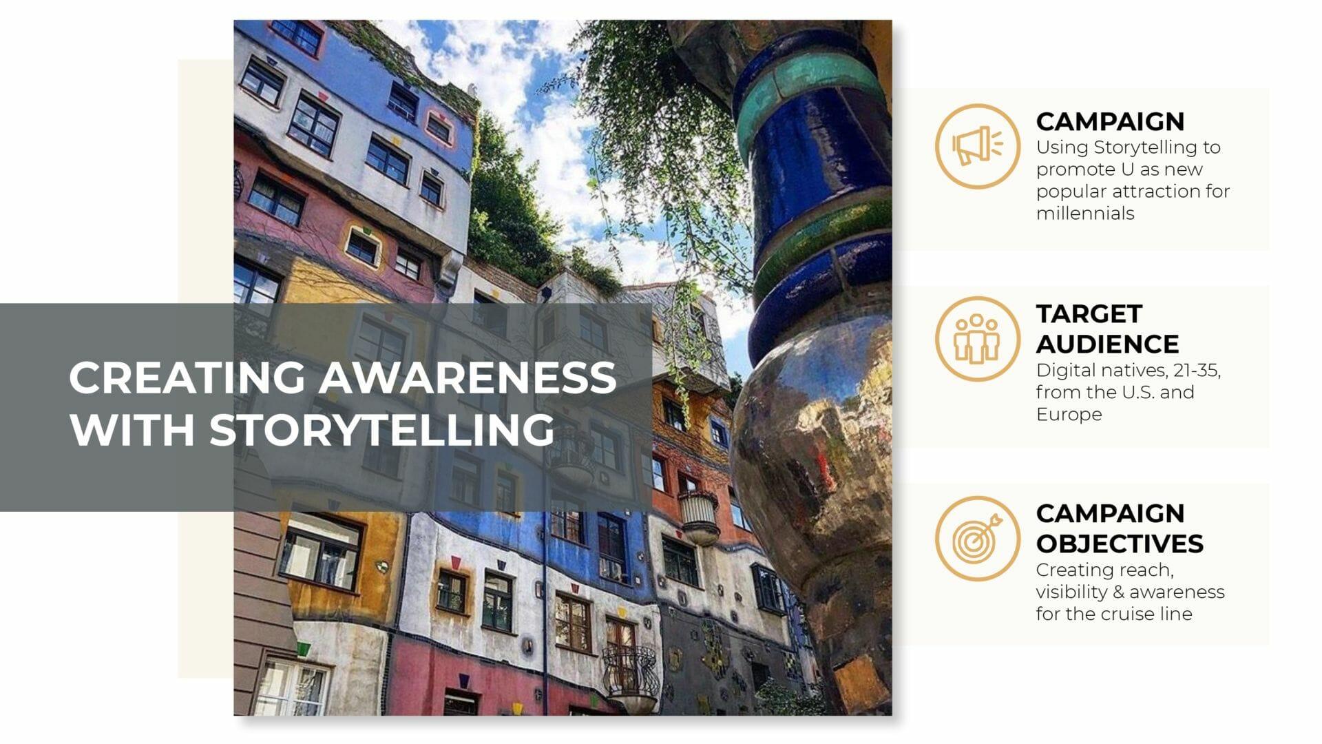 U by UniWorld travel marketing