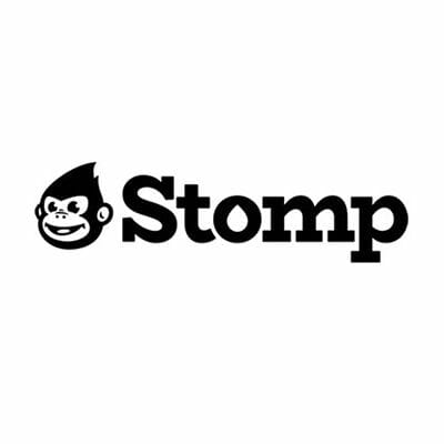 2 Stomp Stickers