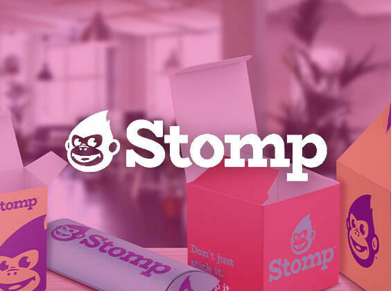 Stomp Stickers
